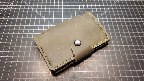 Olive Steward Leather Journal