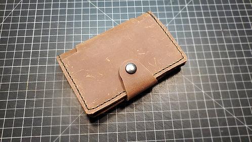 Medium Brown Steward Leather Journal