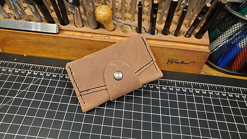 HOBO Minimalist Leather Wallet