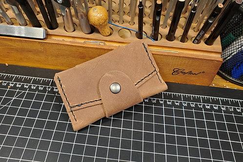 HOBO Minimalist Leather Wallet