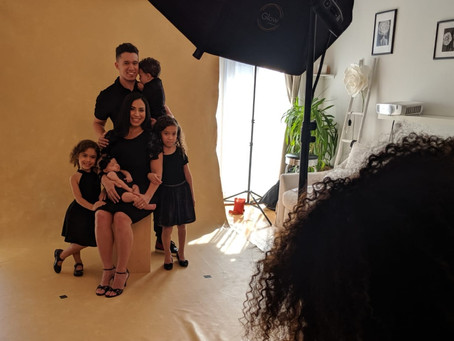 Why hanging Family portraits in your home is important