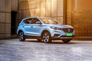 MG ZS EV - Australia's most affordable EV?
