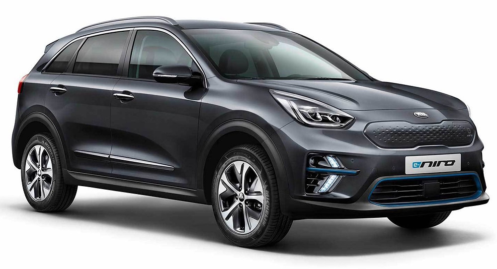 The KIA e-Niro, previously unavailable in Australia due to a lack of fuel emissions standards will now be available as a grey import