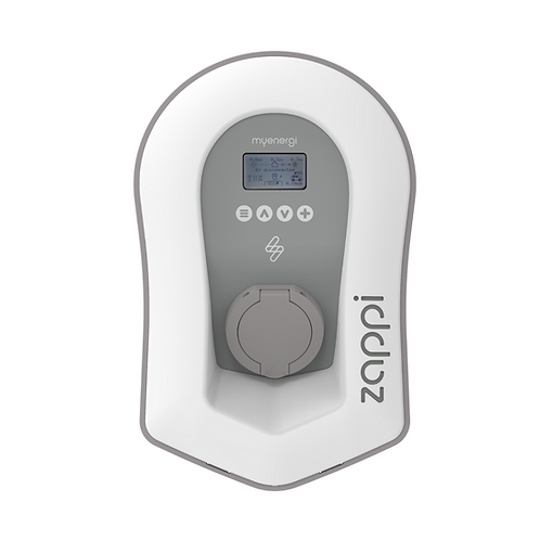 Zappi V2 - 7kW Electric Car Charger Untethered
