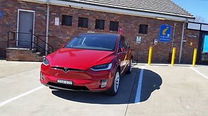 Glen Innes Council EV electric car charging