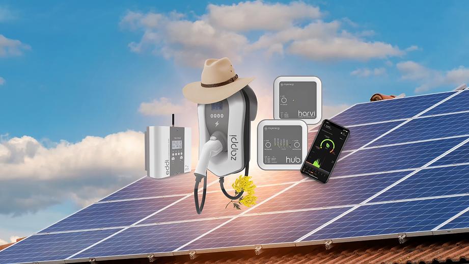 Myenergi zappi EV charging.png