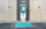 EVUp Titrium Veefil DC fast charger