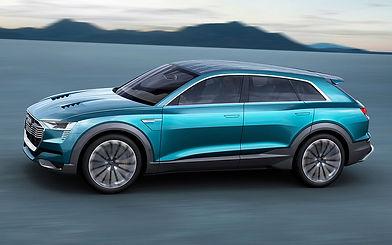 Audi e-tron EV charging Australia zappi