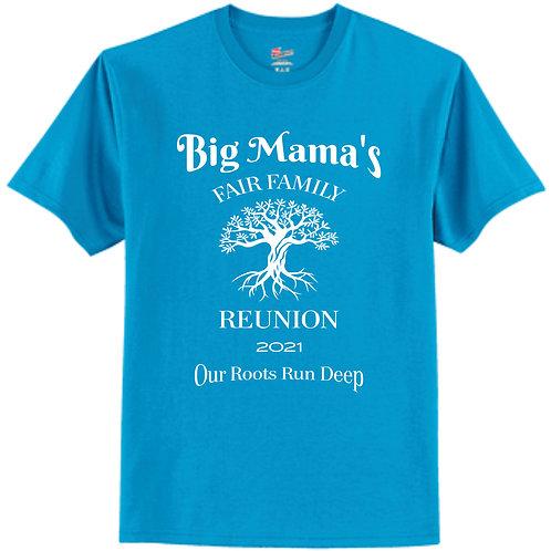Big Mama's Reunion Shirt