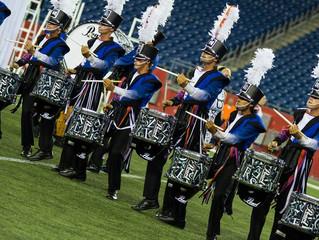 DCI Blue Devils make a stop in Buffalo!