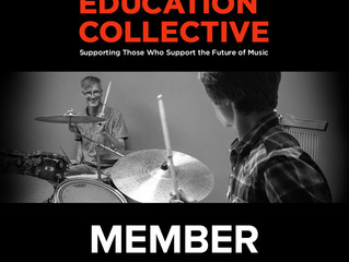 Hamburg Percussion honored as a D'Addario Education Collective Member