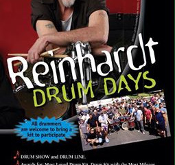 Reinhardt Drum Days in Tonawanda, July 31, 2016