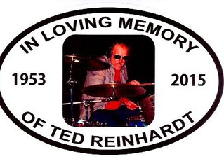 Ted Reinhardt's Drum Day - Sunday August 13th, 2017