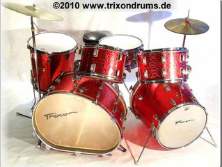 Need ATTITUDE? Play a Trixon Drum Kit!