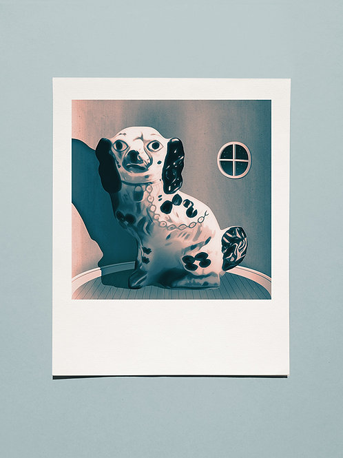 Dream Spaniel, signed edition of 20