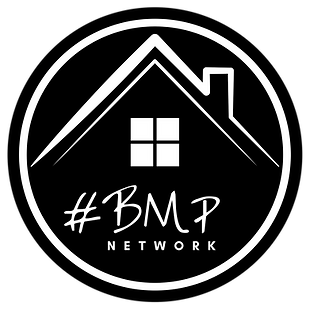 #BMP Network - Main LOGO - 2 - white rin