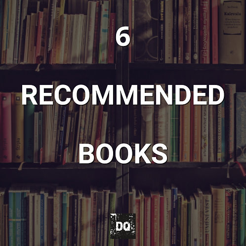 6 Books that will level up your life!