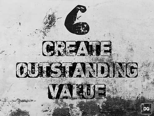 Create Outstanding Value 18x24 Canvas Print