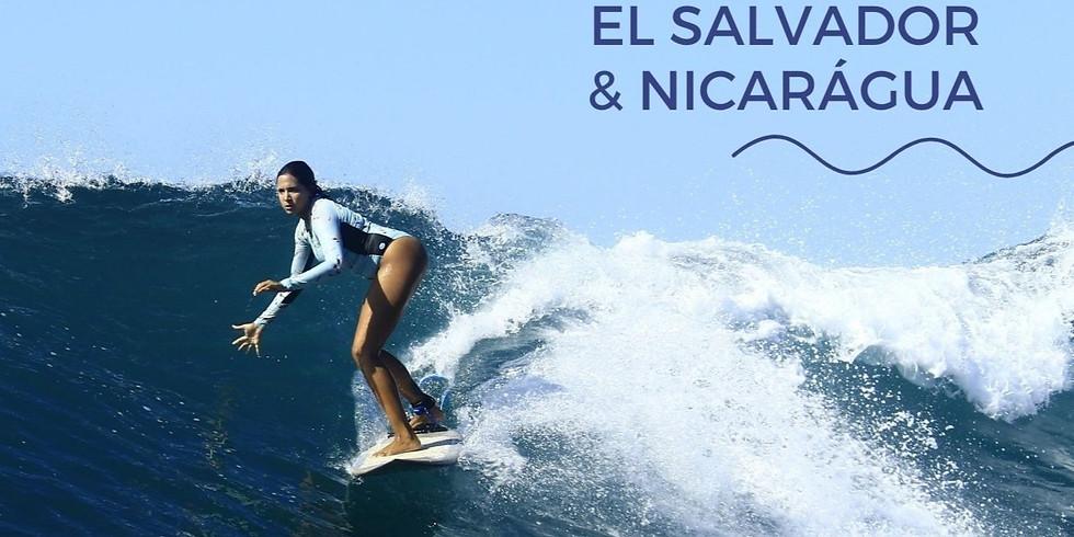 Mochilão El Salvador e Nicarágua - ABRIL 2022