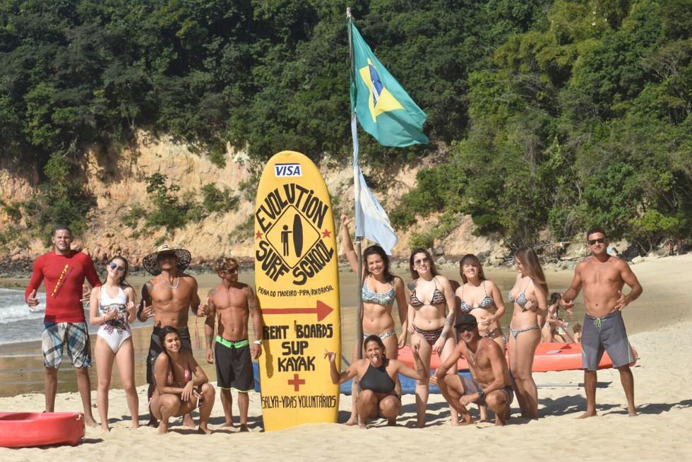 Surf no Madeiro