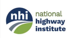 National Highway Institute           Web-Based Training