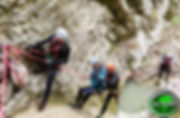 Canyoning Advanced Level Training Course