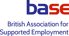 British Association for Supported Employment logo