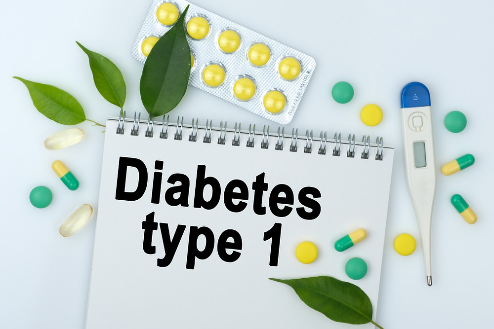 Diabetes Diary, Tablets and Thermometer