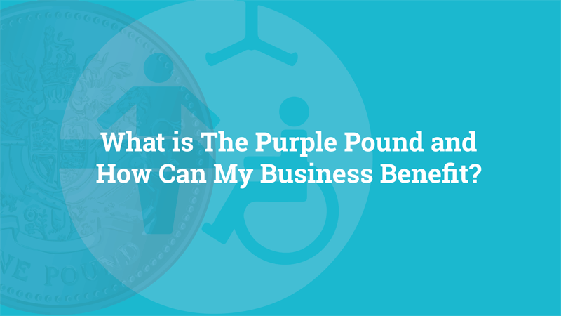 What is the purple Pound and how can my business benefit?
