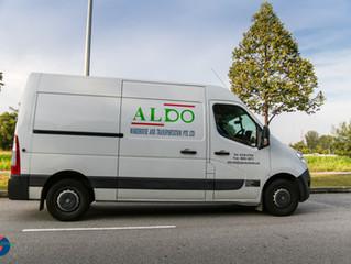 ALDO Warehouse and Transportation Acquired Bizsafe Level 3.