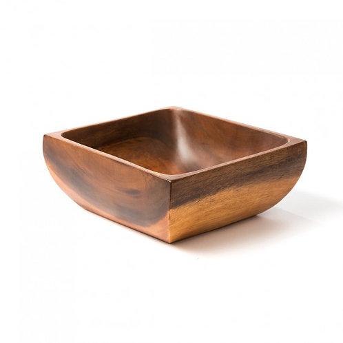 Acacia Square Bowl
