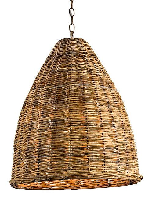 Bell Basket Pendant