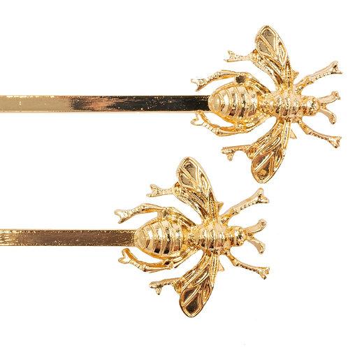 Queen Bee Hair Pins - Bracha