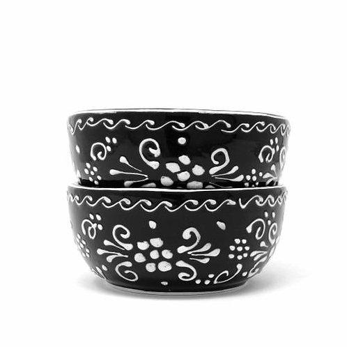 Encantada (Set of 2) Bowls - Ink
