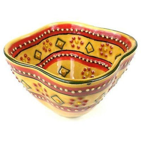 Encantada Dip Bowl - Red