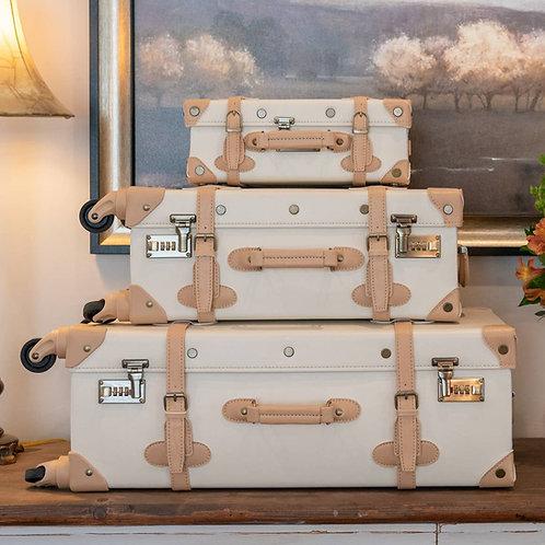 Left Bank Luggage Set - Beige