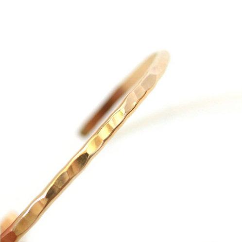 Gold Filled Stacker Bracelet - Sm