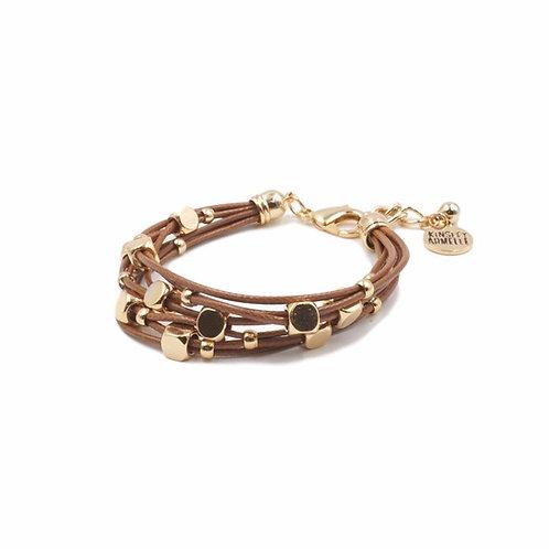 Braided Rust Bracelet