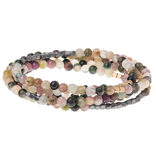 Stone of Healing - Wrap Bracelet/Necklace