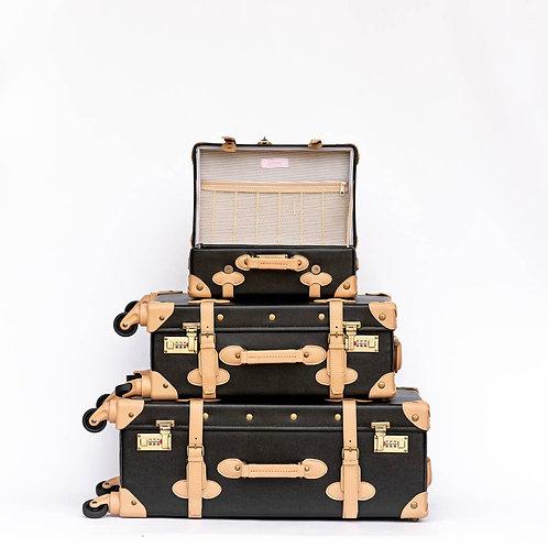 Left Bank Luggage Set - Black