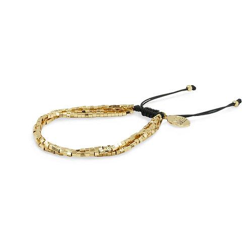 Trinity Bracelet - Gold
