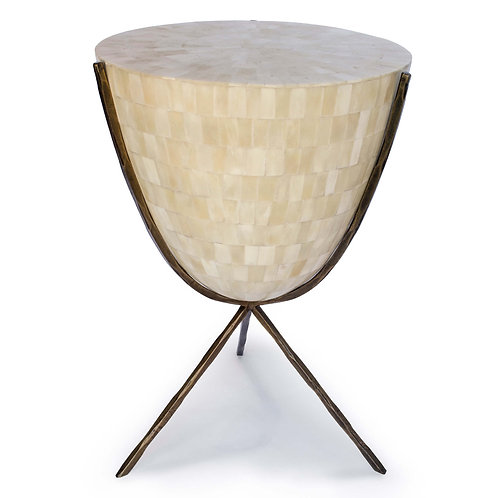 Coco Drum Table