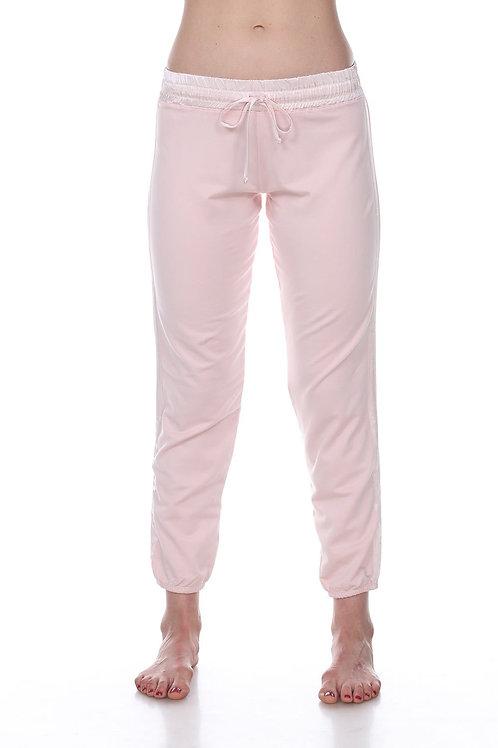 Loungewear Sweatpant - In Eggnog (not pink)