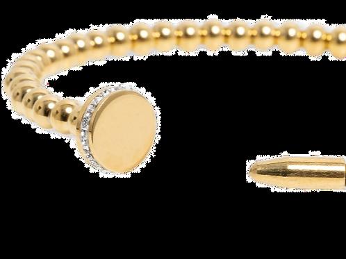 Tough As Nails Bracelet - Bracha