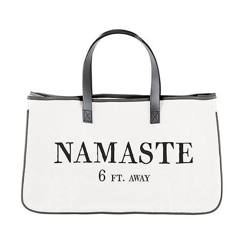 Canvas Tote - Namaste