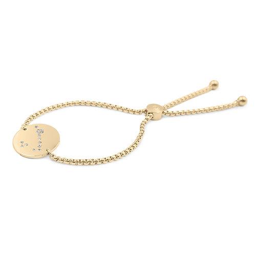 Zodiac Bracelet - Pisces (2/19 - 3/20)