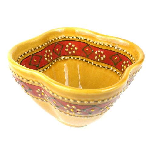 Encantada Dip Bowl - Honey