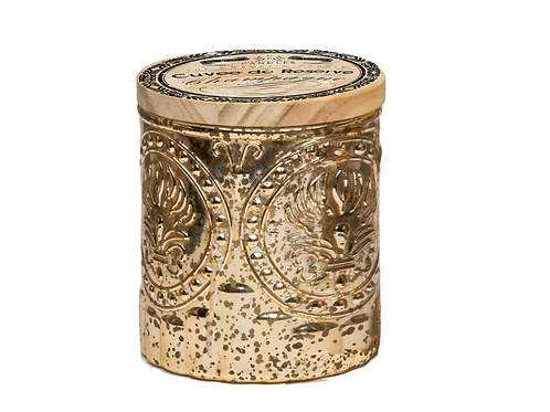 2-in1 Champagne Series Lotion Candle - Gold Reserve