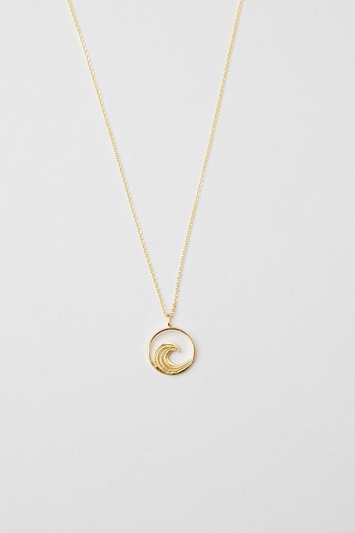 Wave Chaser Necklace