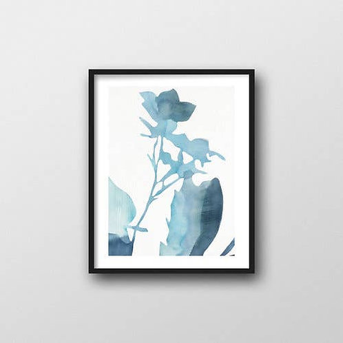 Thimbleberry Art Print